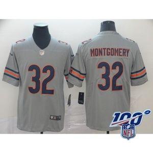 Chicago Bears David Montgomery Jersey (2)